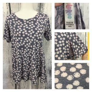 Lularoe LLR Perfect t Sz Xxs